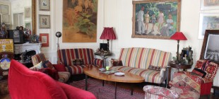 Parisian Living Room